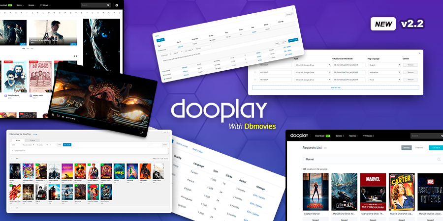 DooPlay theme WordPress